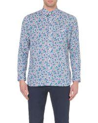 Ralph Lauren Floral Slim-Fit Shirt - For Men - Lyst