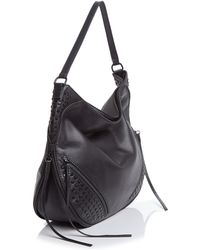 She + Lo - Rise Above Studded Hobo - Lyst