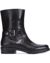 Anne Klein Crayton Mid Shaft Boots  A Macys Exclusive - Lyst