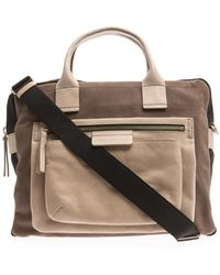 Marc By Marc Jacobs - 2pock and Biggie Canvas Briefcase - Lyst