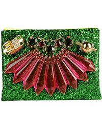 Mawi - Embellished Clutch - Lyst