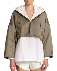 Rag & Bone Randi Cropped Jacket - Lyst