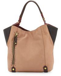 orYANY - Aquarius Colorblock Shopper Tote Bag - Lyst