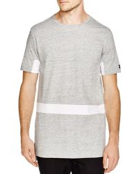 Zanerobe | Color Block Broken Flintlock Tee | Lyst