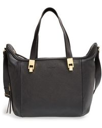 See By Chloé 'Andrea' Leather Tote - Lyst
