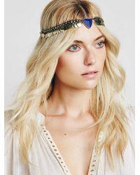 Free People Stone Prism Headpiece - Lyst