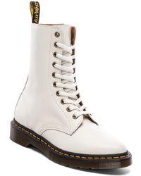 Dr. Martens Alix 10eye Zip Boot - Lyst