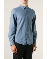 Acne Studios Isherwood Flannel Shirt - Lyst