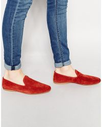 House Of Hounds - Ashby Suede Dress Slippers - Lyst