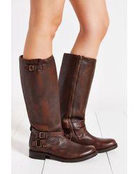 Frye Veronica X-cross Tall Boot - Lyst
