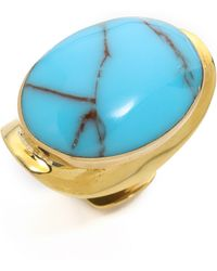 Sunahara - Power Stone Ring - Lyst