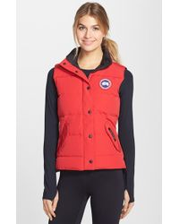Canada Goose Freestyle Down Vest Jacket - Lyst