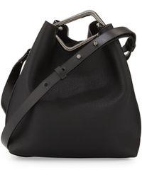 3.1 Phillip Lim Quill Mini Bucket Bag - Lyst