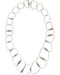 Fernando Jorge | Diamond & Rose-gold Necklace | Lyst