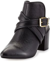 Report Signature Turner Pointed Toe Bootie - Lyst