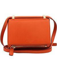 Givenchy Mini Pandora Box Bag - Lyst