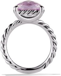 David Yurman - Color Classics Ring With Lavender Amethyst - Lyst