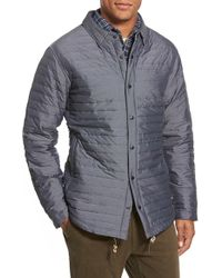 Relwen - Snap Front Down Jacket - Lyst