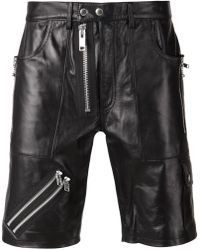 99% Is - Zipped Details Shorts - Lyst