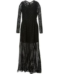 Chloé Evening Gown - Lyst