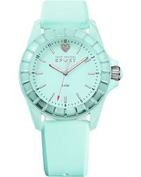 Juicy Couture - Ladies Mint Green Dipdye Ombre Sport Watch - Lyst