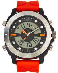 BOSS Orange - Black  Orange Analog-digital Watch - Lyst