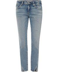 AMO Twist Sweet Cheeks Jeans - Lyst