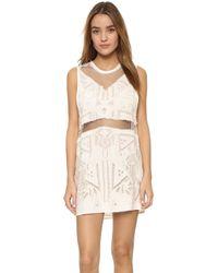 Cleobella - Laurie Short Dress - Lyst