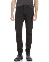 Silent - Damir Doma - Vintage Black Cedar Regular Fit Jeans - Lyst