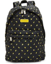 Marc By Marc Jacobs - Crosby Quilt Nylon Backpack - Cherry Print - Lyst