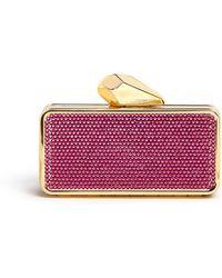 KOTUR 'Getsmartbag' Swarovski Crystal Iphone 5/5S Clutch - Lyst