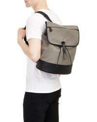 Tomas Maier - Flap-Front Backpack - Lyst