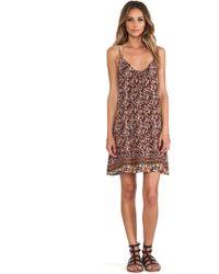 Tysa - Mini Perfect Dress - Lyst