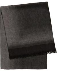 BOSS | 'pentas' | Wool Silk Ombre Scarf | Lyst