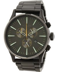 Nixon The Sentry Chrono - Lyst