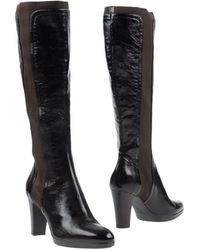 Sergio Rossi Boots - Lyst