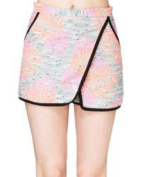 Dress Gallery Mini Skirt - Stanley - Lyst