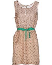 Met & Friends | Short Dress | Lyst