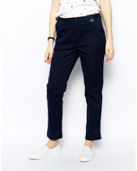Fred Perry - Chinos - Lyst