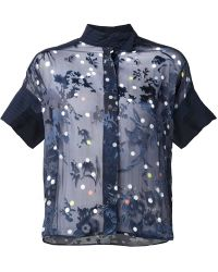 Preen 'Arno' Shirt - Lyst