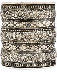 Natalie B. Jewelry - Azteca Bracelet - Lyst
