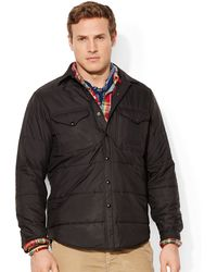 Ralph Lauren Polo Big and Tall Hunting Workshirt - Lyst