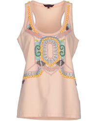 Manish Arora Sweatshirt pink - Lyst