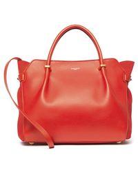 Nina Ricci 'Small Marche' Leather Satchel - Lyst