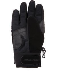 Canada Goose Mens Driving Gloves
