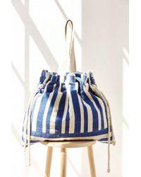 Ecote - Oversize Drawstring Tote Bag - Lyst