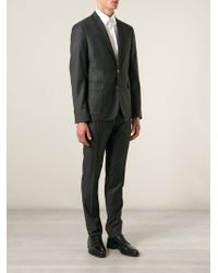 DSquared² Checked Two-Piece Suit - Lyst