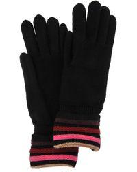 Sonia Rykiel - Striped Wool Gloves - Lyst