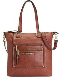 Marc Fisher - Zip Code Buckle Bag - Lyst
