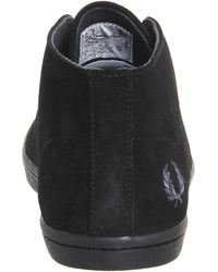 Stussy - Byron Mid Suede Boots - Lyst